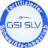 Gütesiegel GSI SLV
