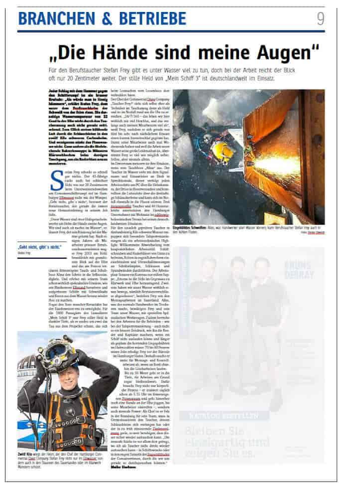 Die Wirtschaft Münsterland, Ausgabe 09