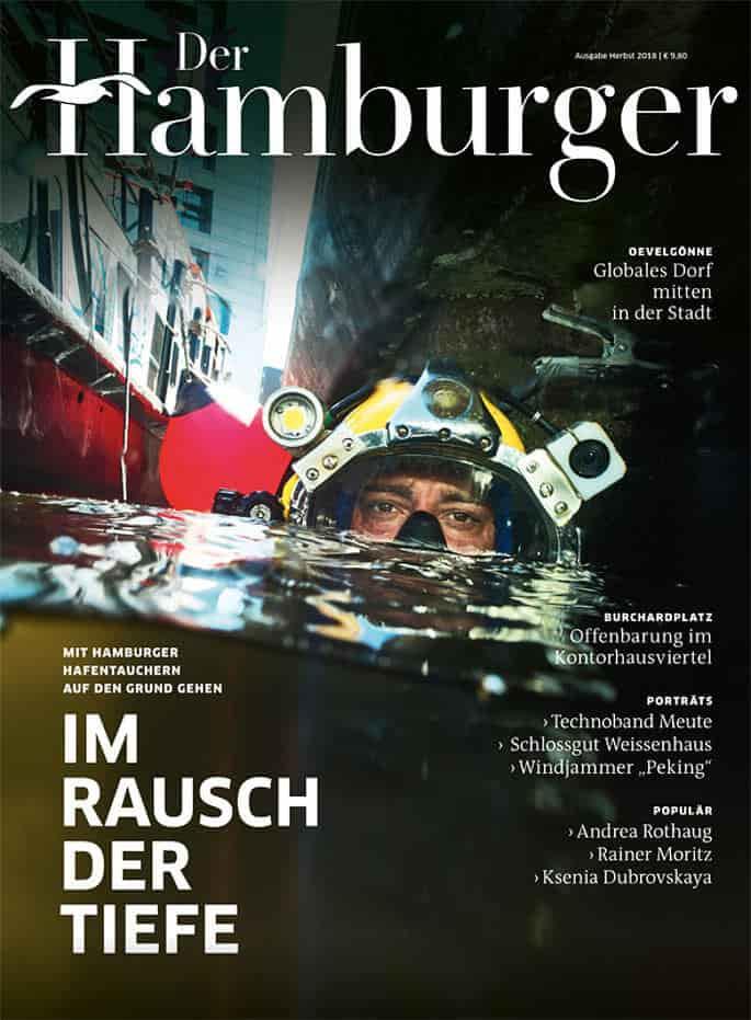Ausgabe Herbst 2018, Der Hamburger